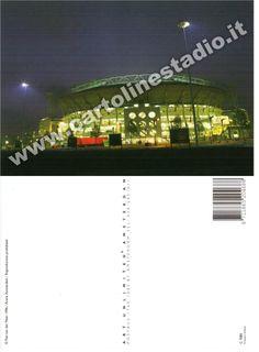 € 0,70 - code : NED-006 - AMSTERDAM ArenA - stadium postcard cartolina stadio carte stade estadio tarjeta postal