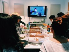 """""""Some of the team attending the online conference today (+lunch! Plank, Conference, Lunch, Twitter, Eat Lunch, Lunches, Planks"""