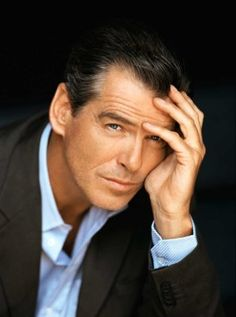 Pierce Brosnan--one of my favorite Irish actors!