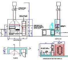 Parrilla Interior, Patio Grill, Bbq, Floor Plans, Backyard, Home, Google, Outdoor Kitchens, Masonry Bbq