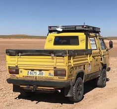 Vw Doka, Vw T3 Syncro, Volkswagen, Transporter T3, Monster Trucks, Pure Products, Stay Tuned, Campers, Offroad