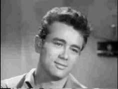 James Dean in the tv episode 'The Unlighted Road'. That little shrug.......