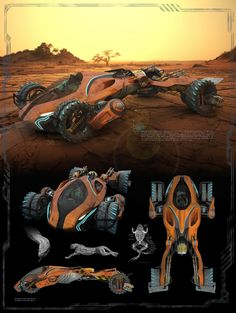 Spaceship Concept, Robot Concept Art, Concept Cars, Futuristic Cars, Car Wheels, Transportation Design, Future Car, Armored Vehicles, Automotive Design