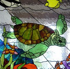 .Sea turtle