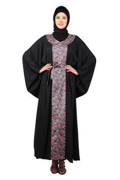 Hijab And Abaya Designs   Nazakat Kaftan @ Shannoh.com