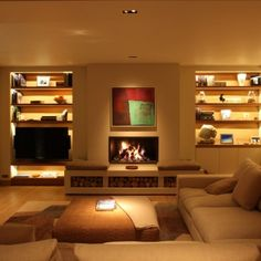 2700K Contour High CRI LED Strip | John Cullen Lighting