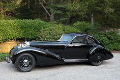 '38 Mercedes-Benz 540K Autobahn-Kurier