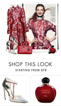 """""""Dior Fall 2016"""" by sella103 ❤ liked on Polyvore featuring Christian Dior"""