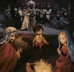 """Little Drummer Boy with Jesus 