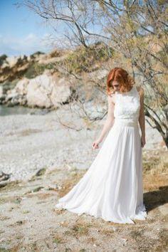 Elegant Meets Organic by the Sea Wedding Inspiration in Greece Wedding Shoot, Chic Wedding, Wedding Trends, Gold Wedding, Dream Wedding, Wedding Day, Wedding Dresses, Greece Wedding, Elegant Chic
