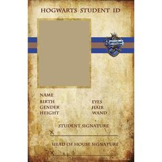 Ravenclaw ID by animejunkie106 ❤ liked on Polyvore featuring harry potter, hogwarts and ravenclaw