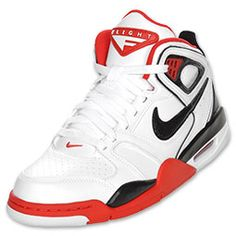 bcabe2cb49a Step up your game with this Nike retro-styled mid-cut casual basketball shoe