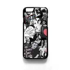 The 1975 iPhone Case - iPhone 6/6s, iPhone 6 /6s #The1975 #The1975case #The1975iphonecase #The1975iphone6case
