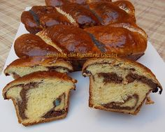 Romanian Food, Pastry And Bakery, Kefir, Better Life, French Toast, Muffin, Cooking Recipes, Breakfast, Sweets