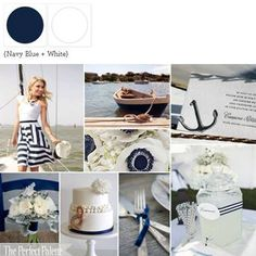 {Navy + Nautical}: A Palette Navy Blue, Camel + White http://www.theperfectpalette.com/2011/08/sail-away-with-me-palette-of-navy-blue.html