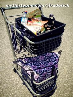 Carry groceries easily and keep cold items cold. #Ecofriendly #grocerybag #thermal