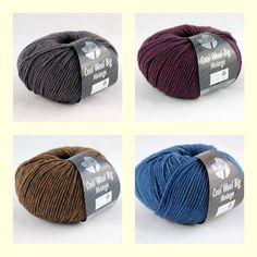 Lana Grossa Difuso Fb Wolle Kreativ 5 flieder//schwarz 50 g