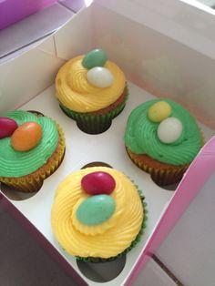 Paas cupcakes