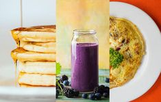 Jumpstart your weight loss with these healthy high protein breakfast ideas for weight loss. High protein breakfasts have never been so simple! Breakfast And Brunch, High Protein Breakfast, Health Breakfast, Breakfast Recipes, Breakfast Ideas, Brunch Recipes, Healthy Dog Treats, Healthy Foods To Eat, Healthy Dinner Recipes