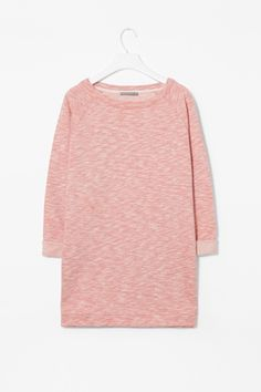 Cos Melange Jersey Top - Good for slouching with leggings, but too nice to paint the nursery in!
