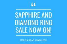 Genuine sapphire engagement rings on sale from our Dublin-based workshop in the heart of the city. Sapphire rings on special starting from Sapphire Rings, Sapphire Diamond, Engagement Rings Sale, Diamond Rings For Sale, Jewellery, Jewels, Jewerly, Schmuck, Gemstones