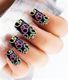Love peace nagels