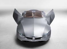 BMW Gina Light Visionary Concept: Vielleicht ist die BMW-Studie Gina aus dem...