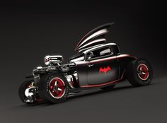 Hot Rod for Batman