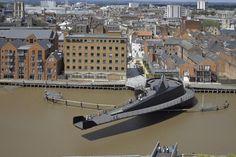 River Hull Footbridge / McDowell + Benedetti