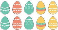 Πασχαλινό αυγό αγώνα την ίδια δραστηριότητα