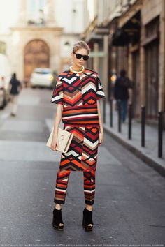 Fearless Prints #FearlessFriday #fashion #style #StreetStyle #HouseofFraser