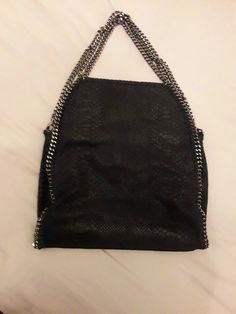 c7cf0638cd Sac en cuir souple style Stella McCartney
