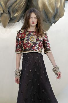 Chanel at Couture Fall