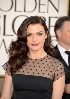 Rachel Weisz; love this look!