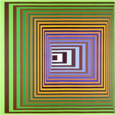 Victor Vasarely | Art History at PEA