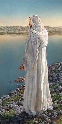 Jesus Christ my Redeemer Pictures Of Jesus Christ, Jesus Christ Images, Jesus Art, Religious Pictures, Christian Images, Christian Art, Image Jesus, Lds Art, Jesus Christus
