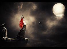 Dark Soul by CharllieeArts.deviantart.com on @DeviantArt