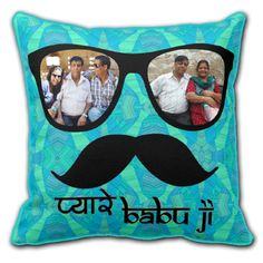 Personalized Cushion For Dad ExcitingLives India