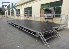 Do you usually like a few friends out of the show, worry about not enough people to build the stage? RK portable stage: The best choice of outdoor performances.  If you are interested in our products, you can contact the sales manager Amabda's E-mail: amanda@raykglobal.com, or visit our website 【www.beyondstage.com】  #portablestage #mobilestage #stageforsale #stagesupplier