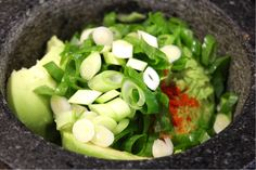 There are very few people in the world who don't like avocado, and the only benefit of knowing people who don't love this creamy, green delight of a fruit is that there is more for you! Pinch Of Salt, Mondays, Celery, Guacamole, Benefit, Delish, Avocado, Heaven, Canning