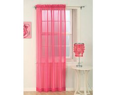 Transparent Curtains Add Charm to Your Home(1) - MelodyHome.com