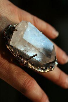 ✯ Quartz Ring ✯