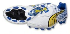 Puma's Munich Edition v1.11 Boots - definitely showcasing the modern side of Bavaria!