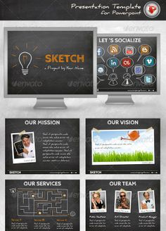 Marketer pro powerpoint template template ppt template and info 25 creatively designed powerpoint templates toneelgroepblik Choice Image