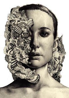 Surreal Portraits - Iain Macarthur