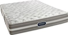 "BeautyRest Recharge World Class Coral Reef 12"" Firm Mattress"