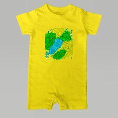 http://ift.tt/1kcpTLD  #ベビー服 #suzurijp #ブラジルカラー