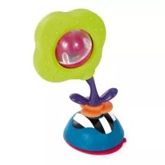 Mamas & Papas Babyplay Highchair Toy - Dizzy Daisy