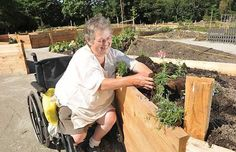 Accessible gardening is matching how you garden with what you can do and how you can do it. It takes physical barriers out of gardening. - See more at: http://greenthumbs.cedwvu.org/factsheets/accessorize.php#sthash.8YuaGP3u.dpuf
