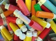 Mmmmmm candy lipstick:-D
